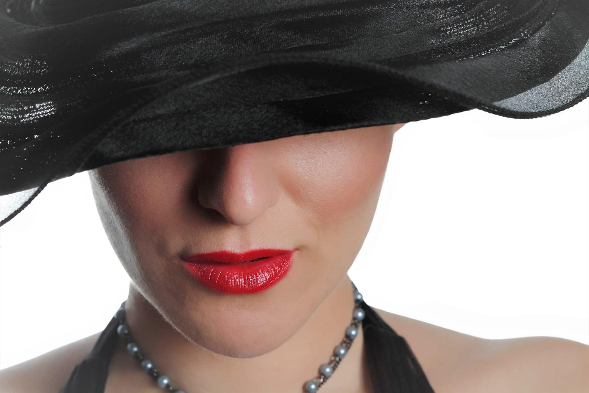 black hat SEO lady