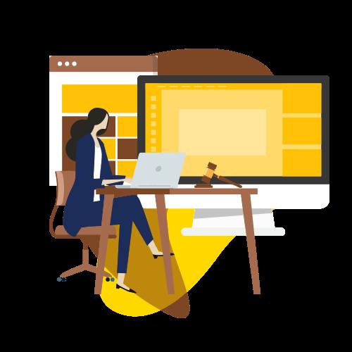 Legal Web Design