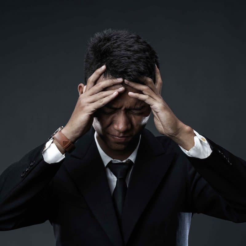 stressed lawyer bad ppc